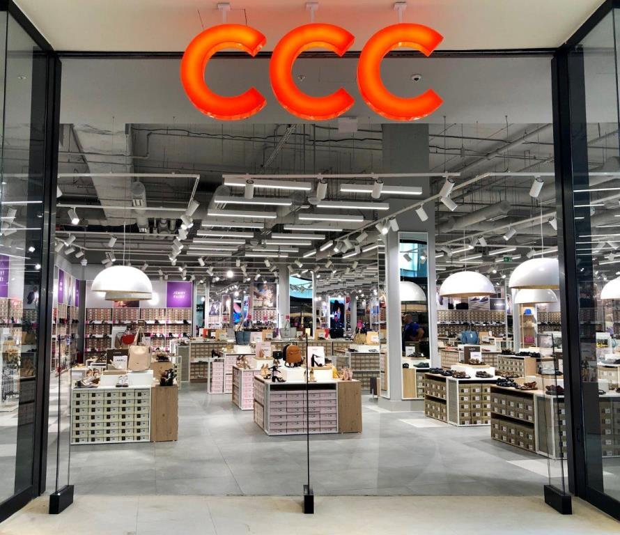 CCC2 Naš omiljeni brend CCC shoes&bags na novoj adresi!