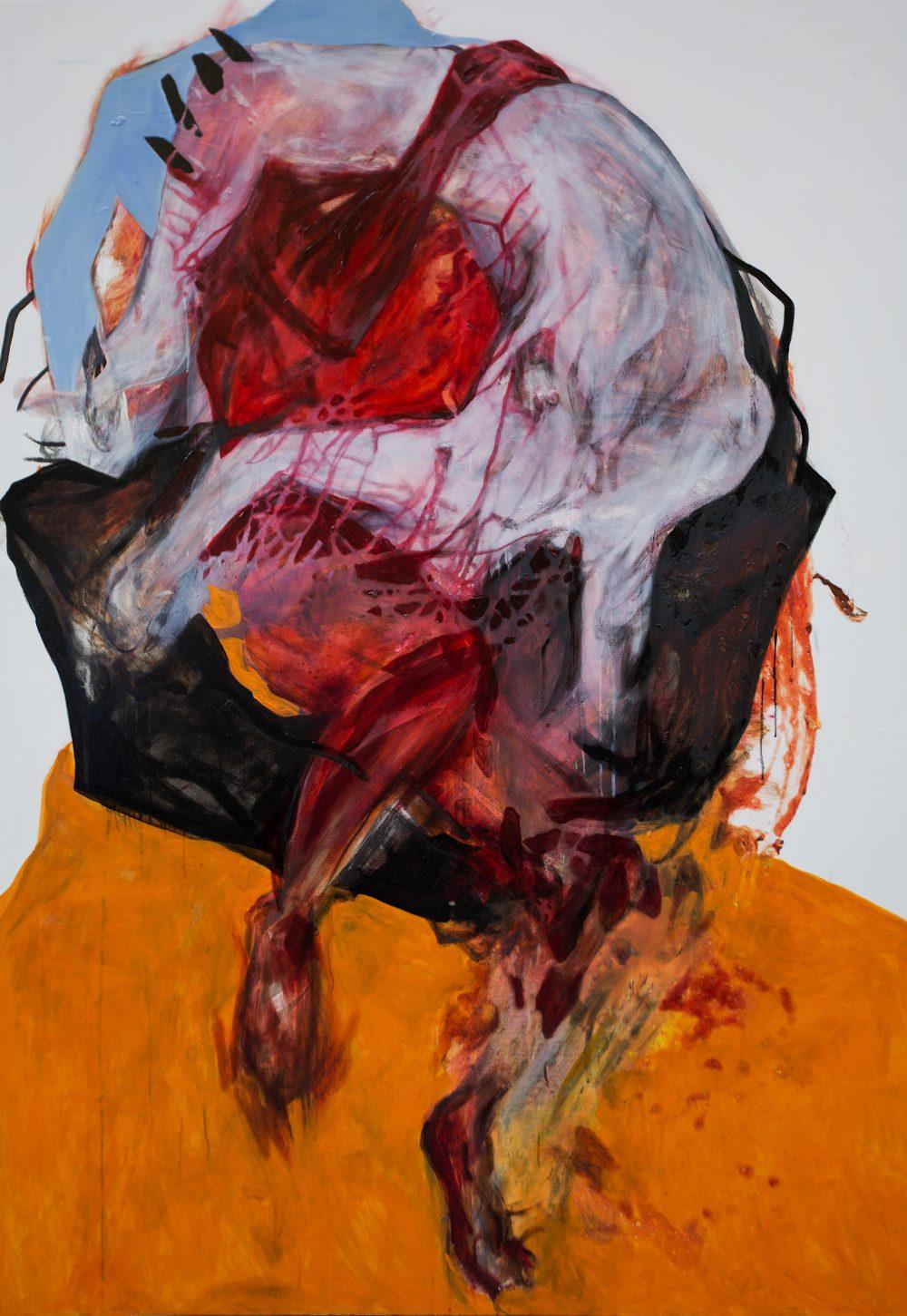 Gala Caki 1 e1561626252583 Gala Čaki: Slikarstvo mi pruža samospoznaju, u kojoj dosežem duhovnu slobodu (INTERVJU)