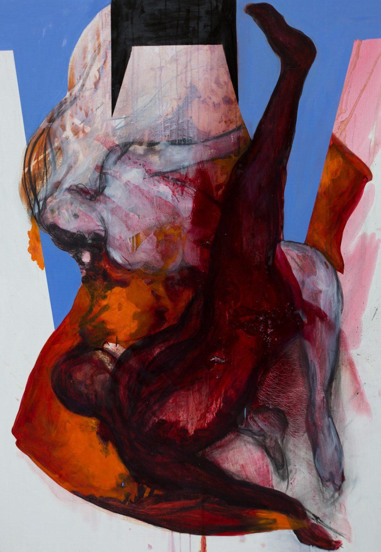 Gala Caki 4 e1561626481391 Gala Čaki: Slikarstvo mi pruža samospoznaju, u kojoj dosežem duhovnu slobodu (INTERVJU)