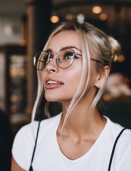 Kako da se šminkaš kad nosiš naočare