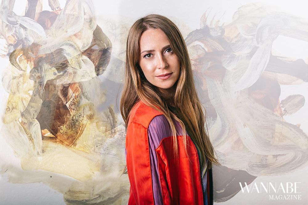 gala čaki 6 Gala Čaki: Slikarstvo mi pruža samospoznaju, u kojoj dosežem duhovnu slobodu (INTERVJU)