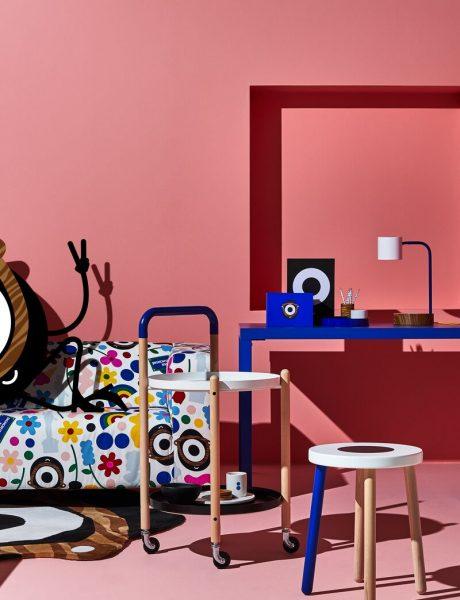 U robnu kuću IKEA Beograd stiže FÖRNYAD – razigrana kolekcija koja slavi moderan tinejdžerski život
