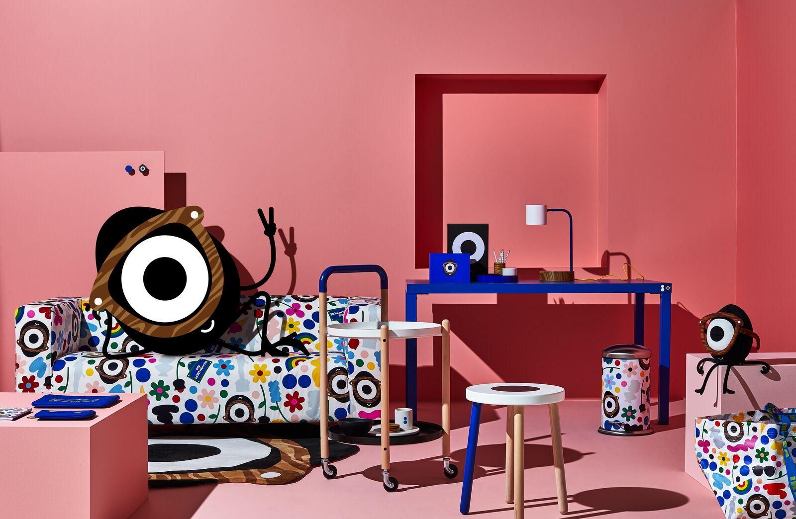 large PH160077 U robnu kuću IKEA Beograd stiže FÖRNYAD – razigrana kolekcija koja slavi moderan tinejdžerski život
