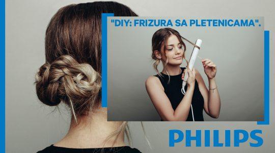 DIY: Letnja frizura