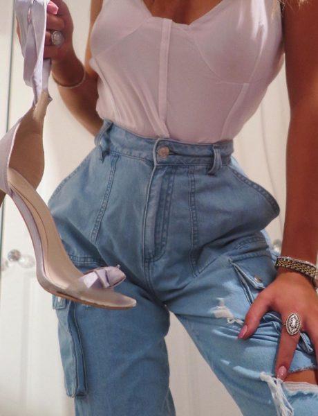 #TRENDINGSTYLE: Iscepani jeans kao hit svakog leta!