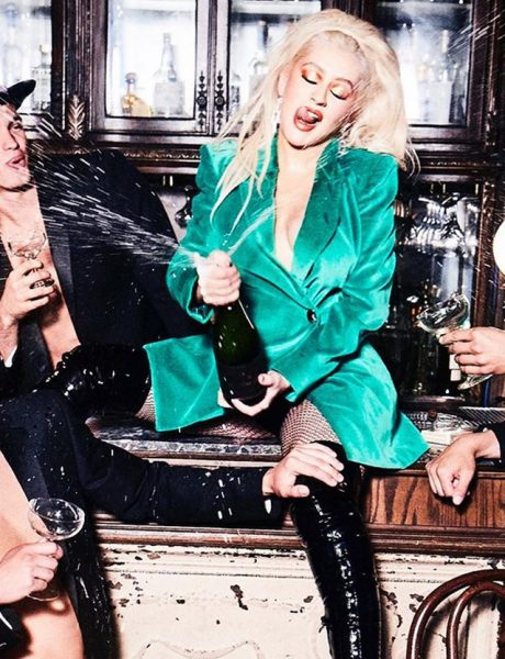 Gde je i šta radi Christina Aguilera?