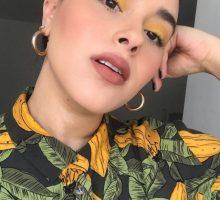 #TRENDINGSTYLE: Da, možeš da nosiš žutu senku, a evo i kako!