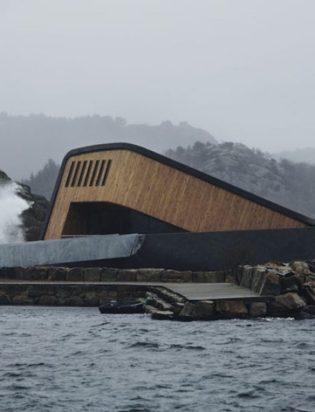Ovako izgleda prvi evropski podvodni restoran