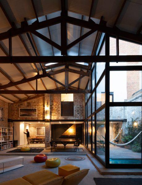 Primer savršene adaptacije prostora: Ovo je jedna od najlepših kuća u Barseloni!
