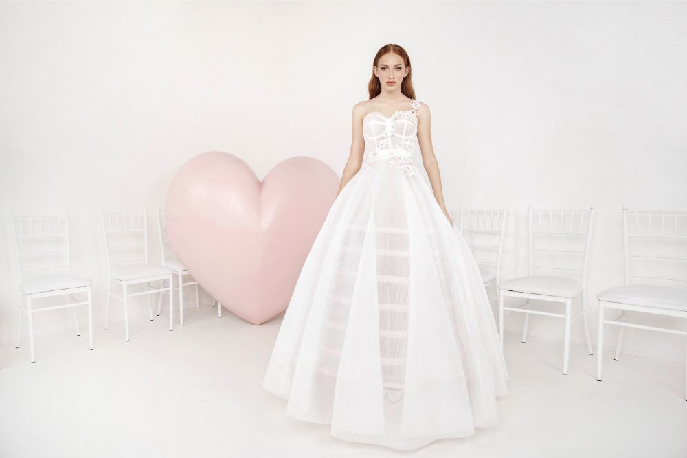 19 Nova Mihano Momosa Bridal kolekcija oduzima dah!