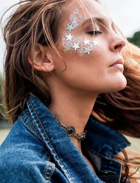 #TRENDINGSTYLE: Glitter za festival u ogromnim količinama je uvek IN