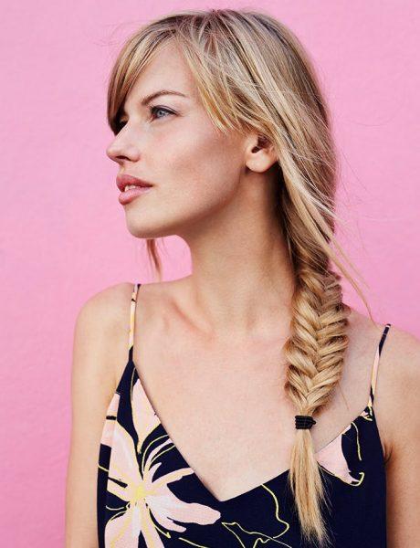 Jednostavne letnje frizure koje će plavuše obožavati