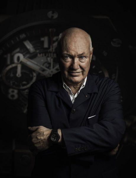Legendarni lider Tag Heuera i Hublota, Jean-Claude Biver, dolazi na Weekend