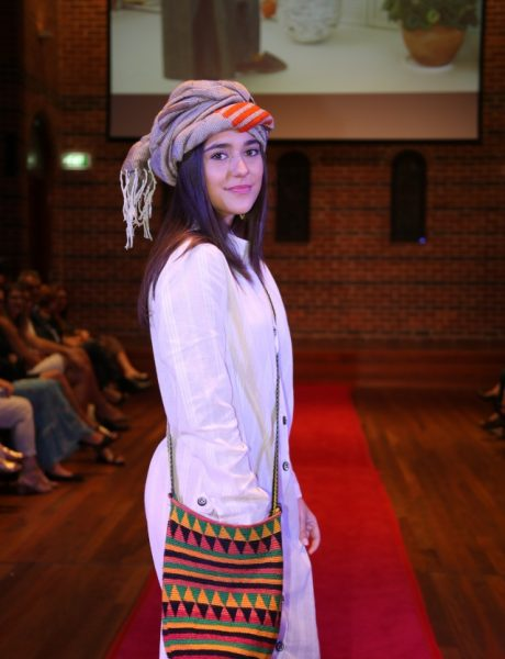 Srpska kreatorka održive mode na Torino Fashion Week-u u Australiji