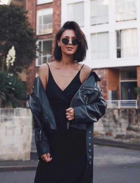 Novi, non-basic načini da nosiš kožnu jaknu