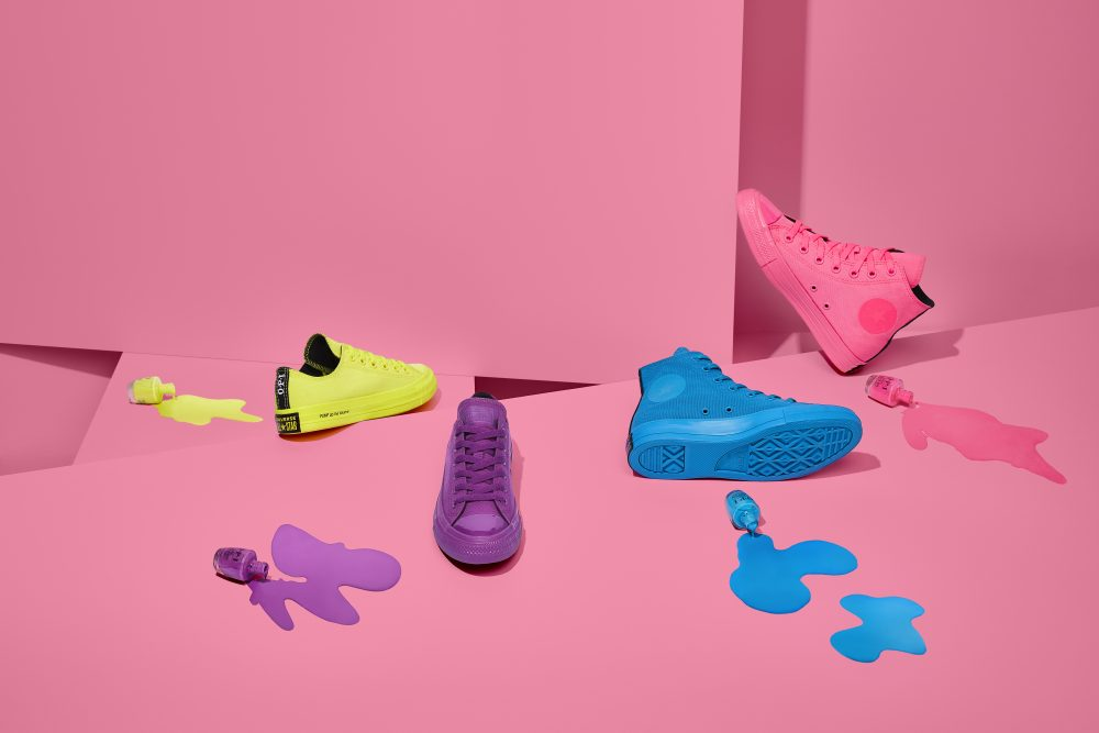 SU19 OPI GROUP SHOT NO SANDALS e1563957146152 Letnji #musthave: Converse x OPI Neons