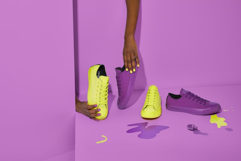 SU19 OPI LOW GROUP SHOT HERO e1563957222371 Letnji #musthave: Converse x OPI Neons