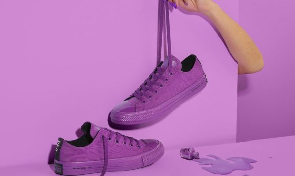 Letnji #musthave: Converse x OPI Neons