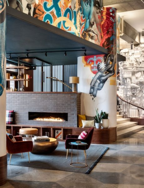 The Revolution Hotel: Omaž revolucionarnom duhu Bostona