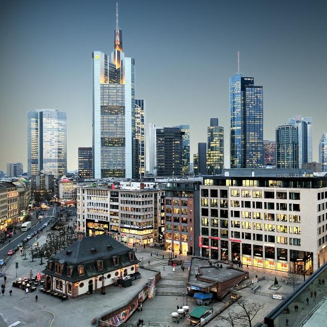 frankfurt 1 Turistički promašaji: Gradovi koje ne želiš da posetiš