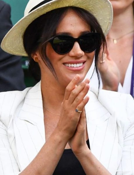 WANNABE HOT: Da li je to Meghan Markle prekršila Wimbledon dress code?