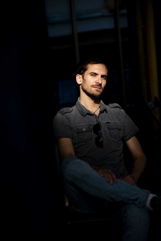 nikola lekić 2 Nikola Lekić (pisac) o izolaciji, strahovima i tome zašto je za pisanje važno   opustiti se