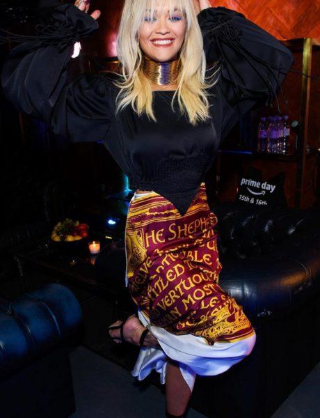 WANNABE HOT: Dosadio ti je klasičan eyeliner? Rita Ora ima rešenje!