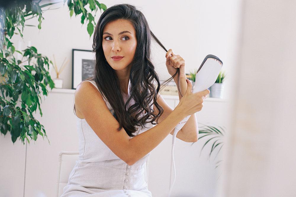 sara oster philips 3 Sara Oster ti otkriva jednostavne trikove kako da stilizuješ kosu i tokom leta, a da je ne oštetiš!
