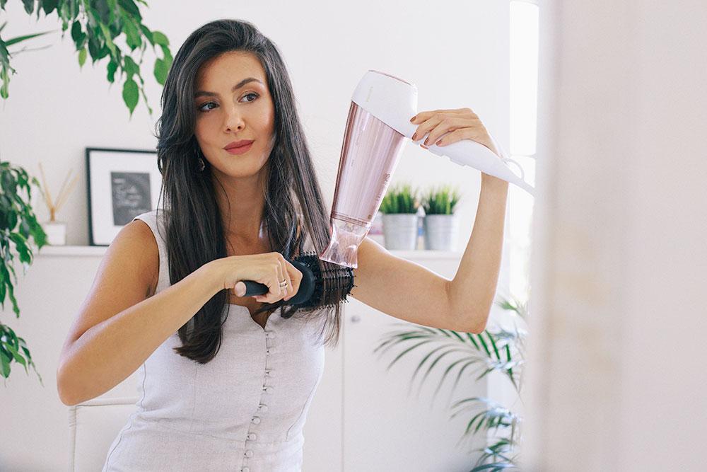 sara oster philips 5 Sara Oster ti otkriva jednostavne trikove kako da stilizuješ kosu i tokom leta, a da je ne oštetiš!