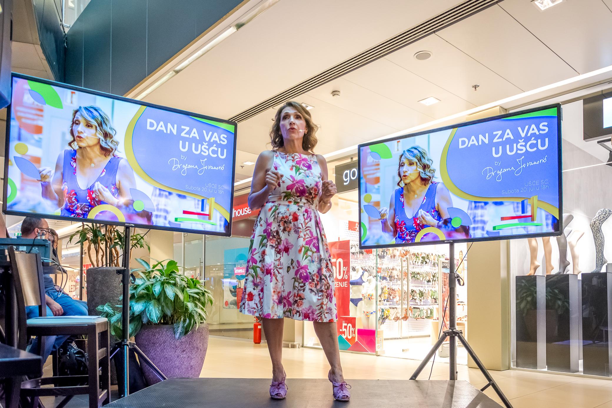 usce 20.07.2019 47 Unapredi partnerske odnose, dođi na Dan za Vas u Ušću by Dragana Jovanović