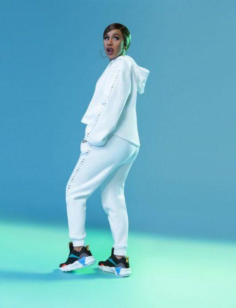CARDI B u novoj Reebok kampanji: Stižu još smelije, futurističke Aztrek Double i Aztrek 96 siluete