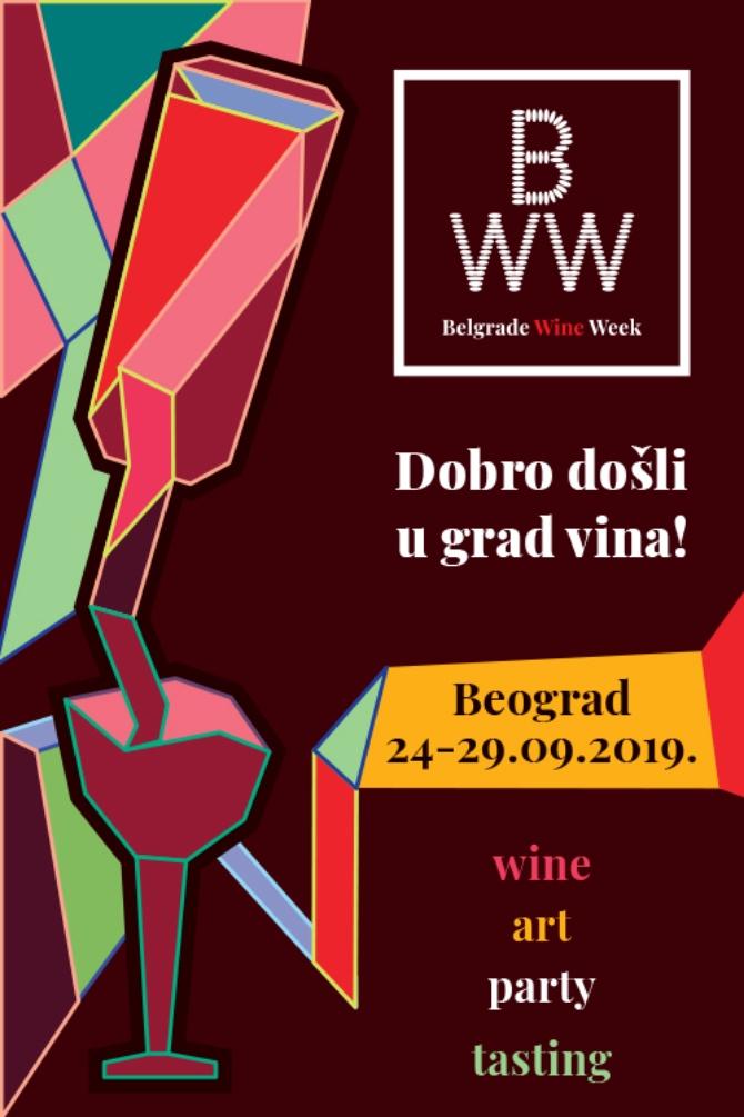 Belgrade Wine Week Najuzbudljivija vinska nedelja 1 Belgrade Wine Week: Najuzbudljivija vinska nedelja!