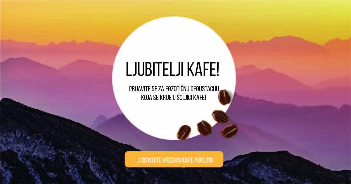"""Donkafe facebook Prijavi se za degustiranje PREMIUM KAFE """"na slepo"""" i osvoji vredan kafe poklon!"""