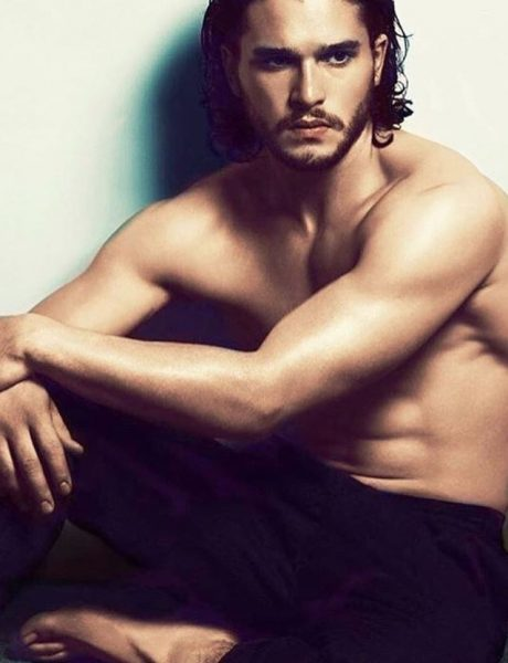 MAN CRUSH MONDAY: Kit Harington