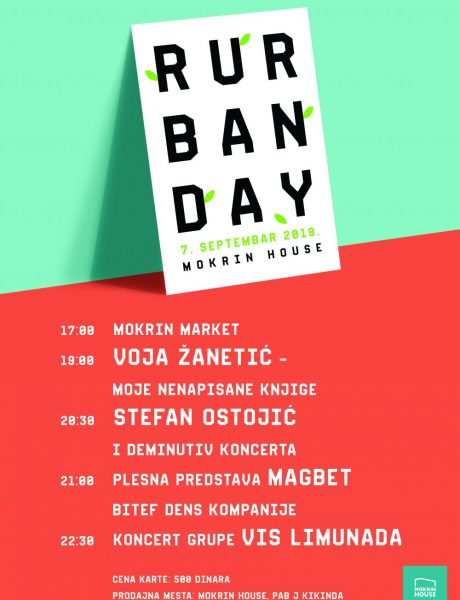 Drugi festival Rurban Day u Mokrinu