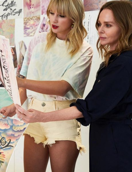 "Stella McCartney x Taylor Swift: Capsule collection inspirisana novim albumom ""Lover"""