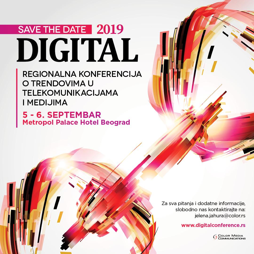 digital2019 #Digital2019: Jedan na jedan sa Oljom Bećković!