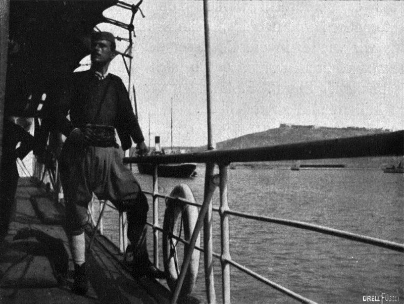 На броду дуж обалу Халкидикија 10 x 9 cm e1567420974817 Septembarske izložbe koje ne smeš da propustiš