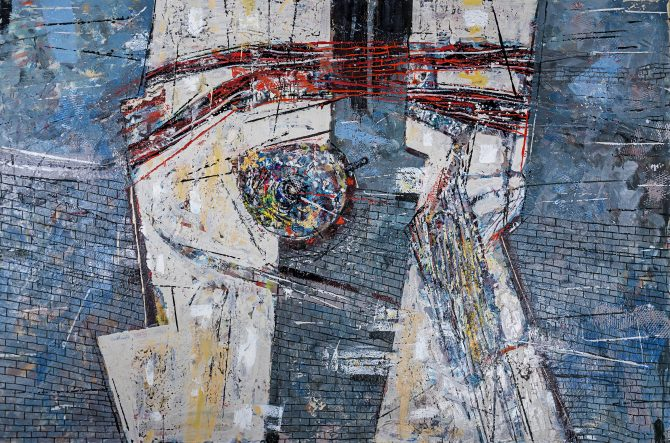 Istorija budućnosti Nova izložba slika Aleksandre Kokotović u BW Exper... e1568114634493 Istorija budućnosti: Nova izložba slika u BW Experience