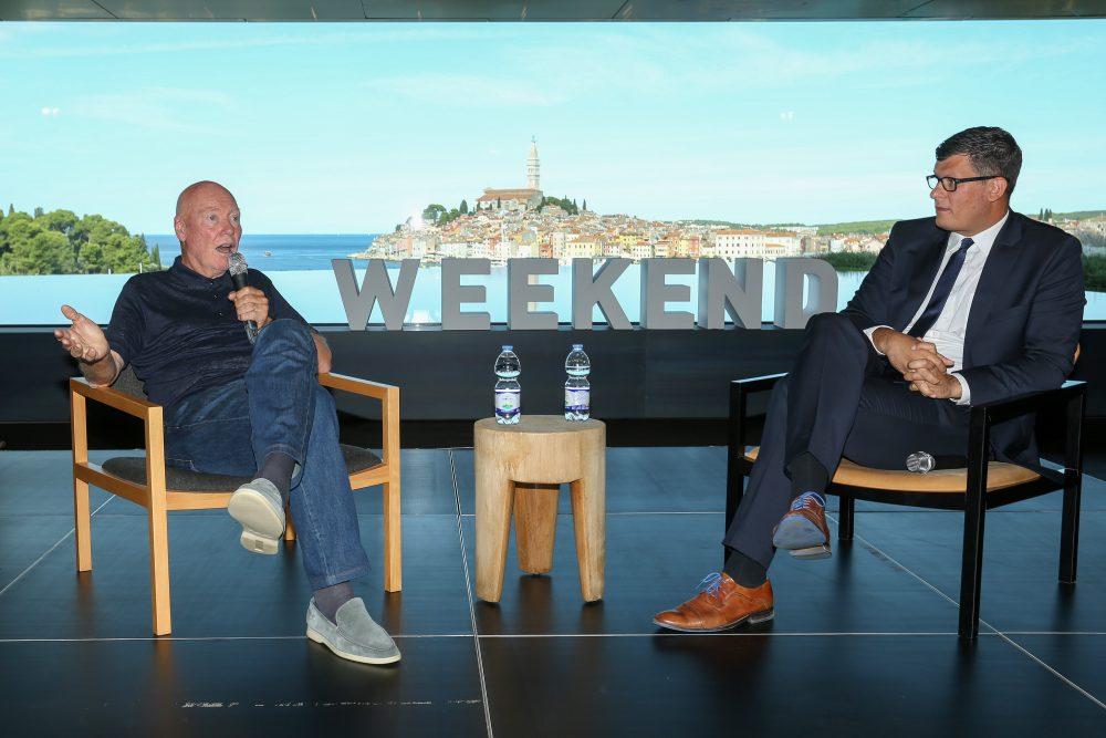 Jean Claude Biver otvorio Weekend e1568907571762 Od hipika do gurua luksuznih brendova – Jean Claude Biver otvorio Weekend