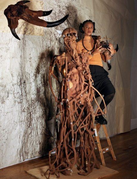 Kako je kenijska umetnica Wangechi Mutu osvojila njujoršku scenu