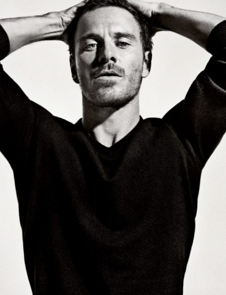 MAN CRUSH MONDAY: Michael Fassbender