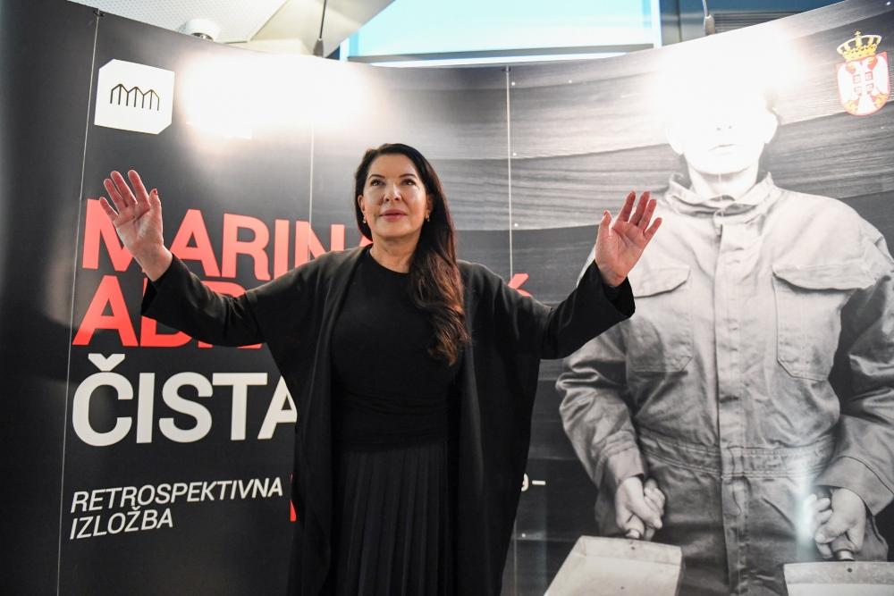 Marina Abramovic Cistac 1 Čistač kao metafora za oslobađanje prošlosti, svesti, spiritualnog i fizičkog