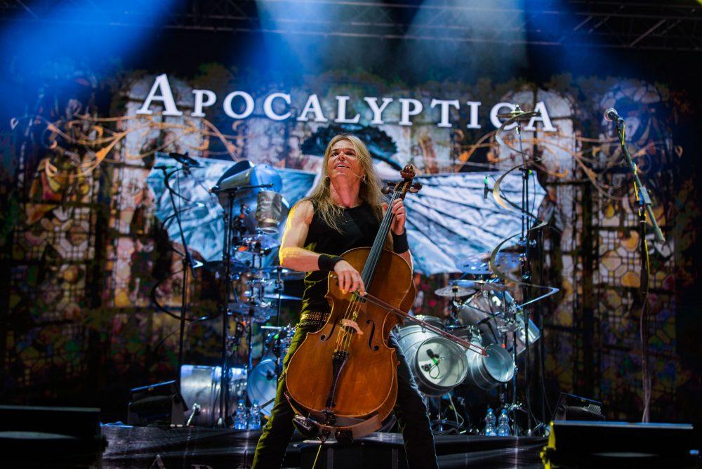 Noc muzike Apocalyptica 2 e1567418409325 Noć muzike na Ušću u okviru Cloud platforme: Nad Beogradom grmela klasika!