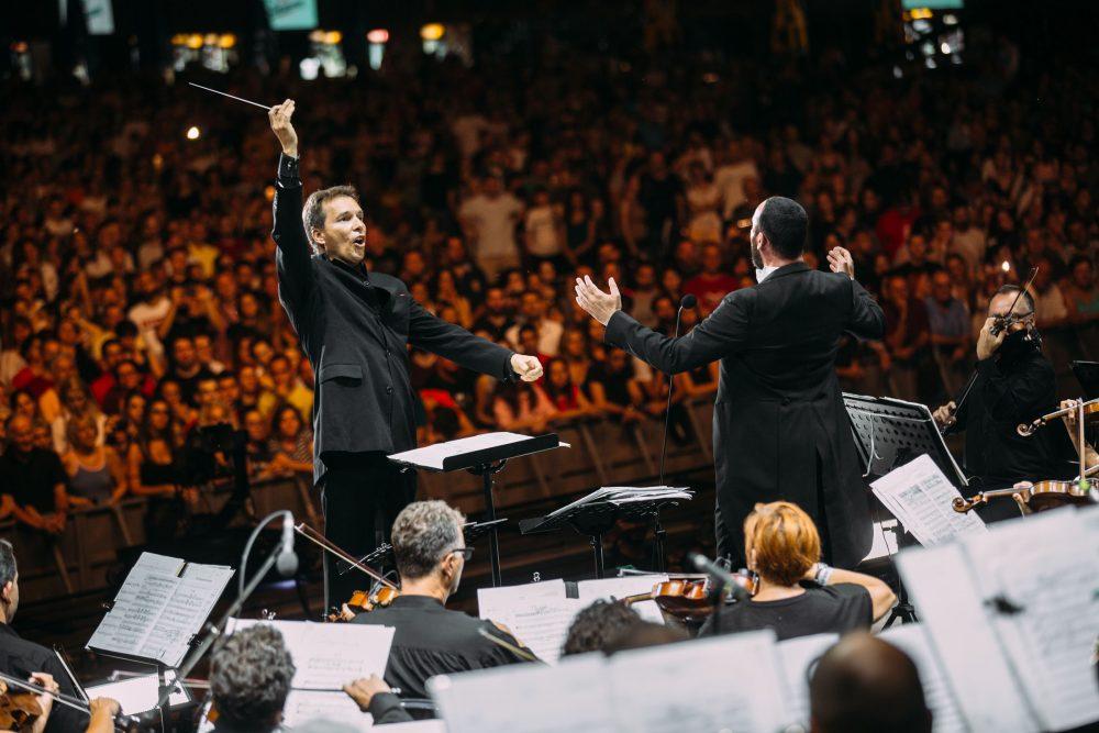 Noc muzike Bojan Sudjic i Angelo Fiore e1567418121337 Noć muzike na Ušću u okviru Cloud platforme: Nad Beogradom grmela klasika!