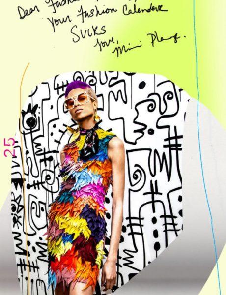 Unfashion: Poruka bunta protiv modnih i nacionalnih stereotipa dizajnerke Mimi Plange