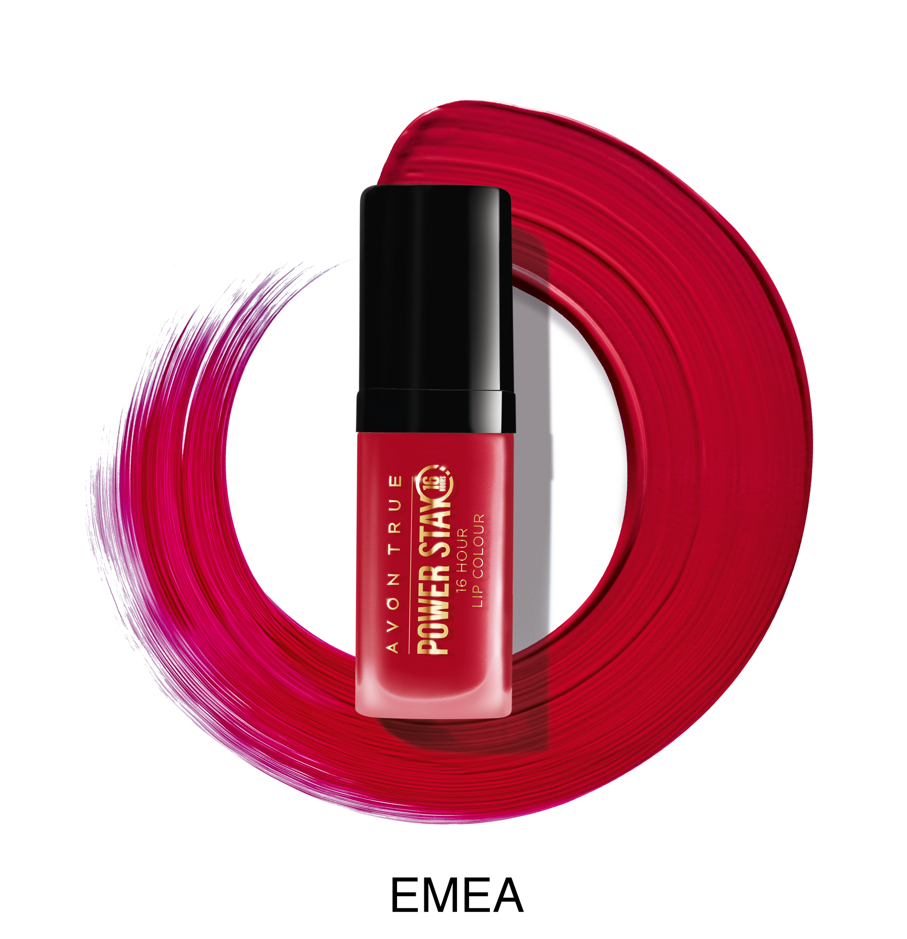 Power Stay ruž za usne nijansa Resilient Red 599 din 1 Makeup kolekcija otporna na sve – od svitanja do sumraka
