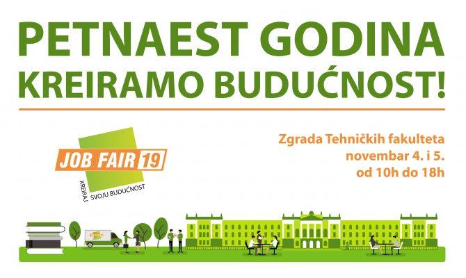 Slika uz saopštenje e1568991012684 Job Fair: Petnaest godina uspešno kreiramo budućnost!