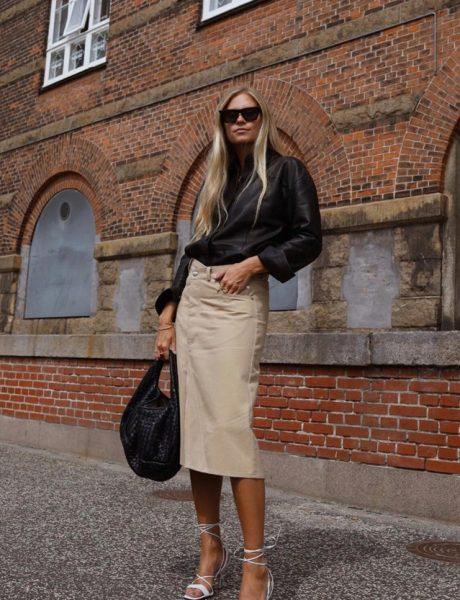TRENDING NOW: Midi suknja kao savršen komad za prelazni period