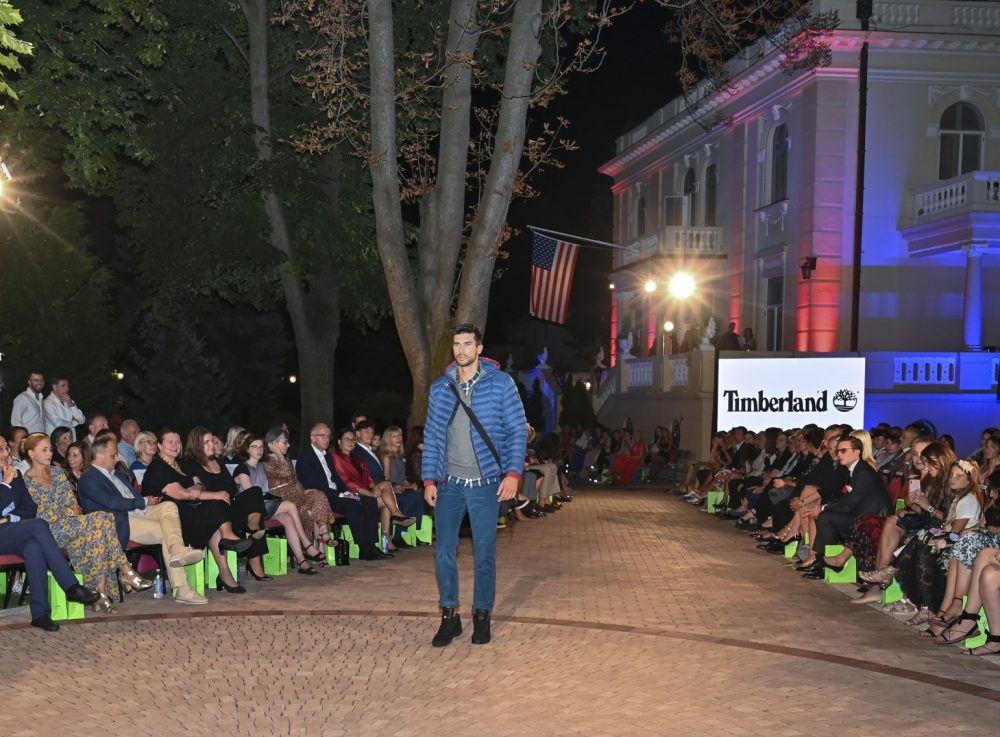 Timberland e1568637842879 Fashion Company prikazao nove kolekcije na Večeri američke mode u Srbiji